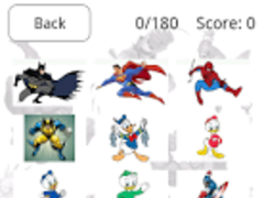 Super Heroes Logo Quiz 1.2 Screenshot