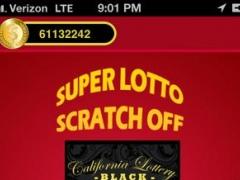 Super Lotto Scratchers Scratch Off Tickets 1.01 Screenshot