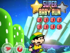 Super Luigi Baby Run 1.0 Screenshot
