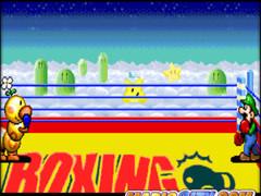 Super Mario Bros Luigi Punch 1.0 Screenshot