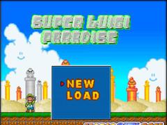 Super Mario Bros the Paradise Island 1.0 Screenshot