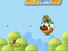 Super Mario Skypop Scramble 1.0 Screenshot