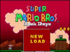 Super Mario the Dark Days 1.0 Screenshot