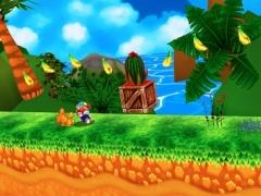 Super Monkey Run Banana Jungle 1.1 Screenshot