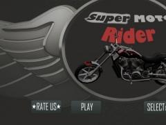 Super Moto Rider 1.3 Screenshot
