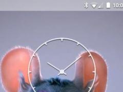Super Mouse Live Wallpaper 1.0 Screenshot