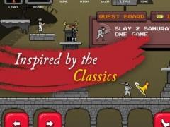 Super Ninja Quest: The Girl Fights Back 1.0.1 Screenshot
