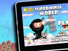 Super Ninja World - Pro Version 1.0 Screenshot