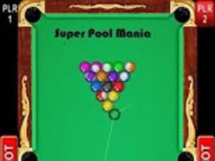 Super Pool Mania 1.2 Screenshot