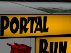 Super Portal Run 1 Screenshot