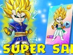 Super Saiyan Heroes Maker DBZ 5.1 Screenshot