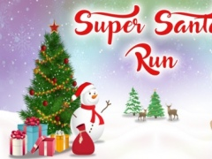 Super Santa Claus Adventure and Run 1.1 Screenshot