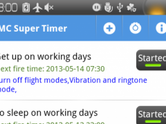 Super Timer 1.6.5 Screenshot