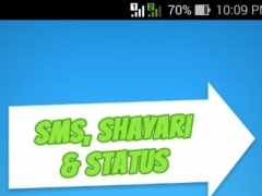 Latest SMS Status Shayari Collection - Free Download