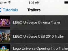 SuperBuilderz for Lego Universe Tera Forsaken World Edition 1.0 Screenshot