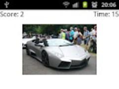 Supercar Model Logos Quiz 1.2 Screenshot