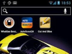 Supercars Lite Live-Wallpaper 1.0.2 Screenshot