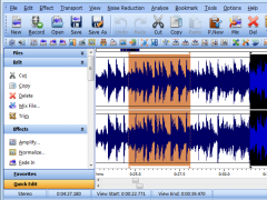 SuperEZ Wave Editor 7.1.5 Screenshot