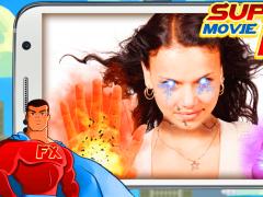 Superhero Movie FX Editor 1.2 Screenshot