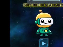 SuperHero SpaceJam 1.1 Screenshot