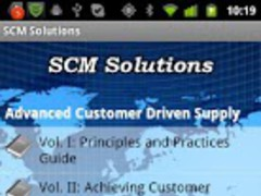 Supply Chain Management Center 1.0 Screenshot
