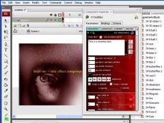 Supreme4 Components AS3 texteffects 1.1.4 Screenshot