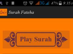 Review Screenshot - The Easiest Way to Listen to Surah Al Fatiha