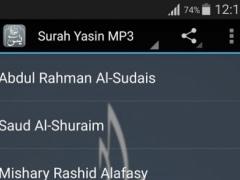 Surah Yasin Audio MP3 1.0 Screenshot