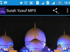 Surah Yusuf MP3 1.0 Screenshot