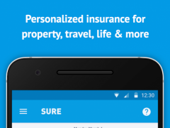 Sure - Buy, Manage, and Quote Your Insurance 1.2.3 Screenshot