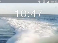 Surfing and Waves Live Wallpap 2.0 Screenshot