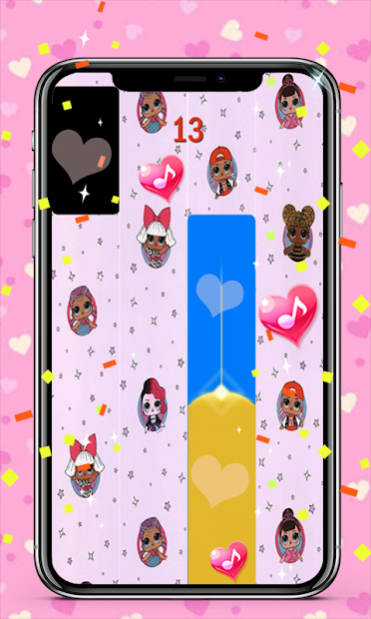 Surprise Dolls Piano Tiles Lol Doll Free Download