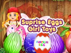 Surprise Eggs Girl Toys 1.0.0 Screenshot