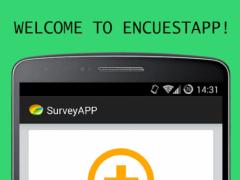 SurveyAPP - Fast Surveys 2.5 Screenshot