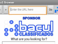 SuS Browser 0.02 Screenshot