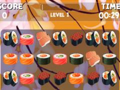 Sushi Match 3 Game 1.0 Screenshot