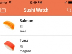 Sushi Watch 1.0.2 Screenshot