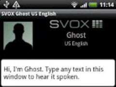 SVOX US English Ghost Voice 3.1.4 Screenshot