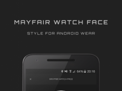 SW Mayfair Watch Face 1.0.1 Screenshot