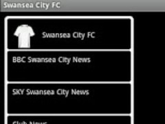 Swansea City FC 1.1 Screenshot