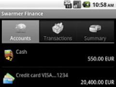 Swarmer Finance 1.43 Screenshot