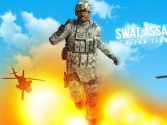 Swat Assault Commando Alpha Team Six Proxy War 1.0 Screenshot