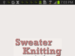 Sweater Knitting VIDEOs 6.1 Screenshot
