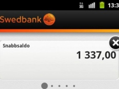 Swedbank ung 2.6.5 Screenshot