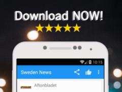 📰Sweden News-Sweden News 24H 1.0.2 Screenshot