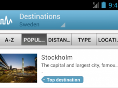 Sweden Travel Guide by Triposo 4.4.1 Screenshot