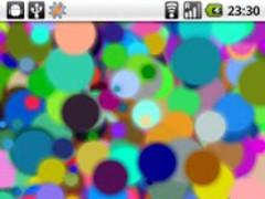 Sweet bubbles - Live wallpaper 1.2.1 Screenshot
