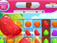 Sweet Candies Mania - Match 3 Crush Puzzle 1.0 Screenshot