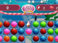 Sweet Candy Bucket : Romance Match Puzzle Game For Couple 1.0 Screenshot