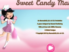 Sweet Candy Mahjong Free 1.0.1 Screenshot